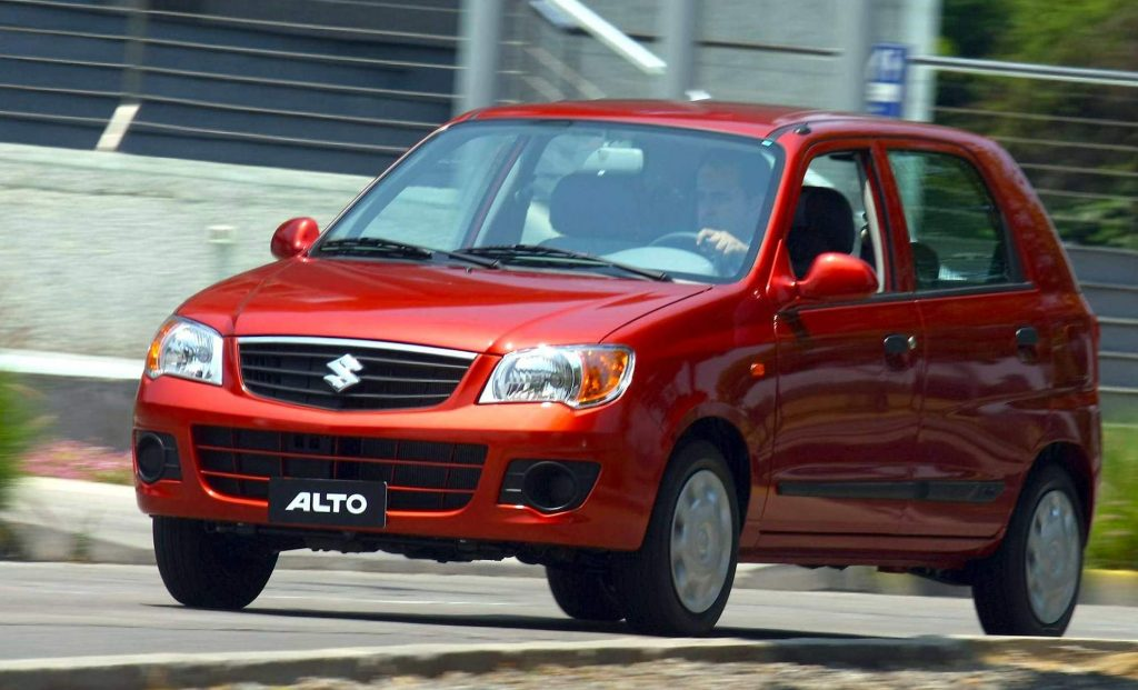Maruti Suzuki Alto K10 – The Largest Selling Indian Car